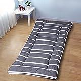 Student dormitory bed mattress mat padded mat collapsible tatami mattress-D 90x195cm(35x77inch)