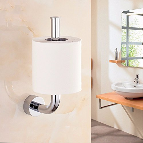 LOSTRYY Bathroom direct spare toilet paper holder