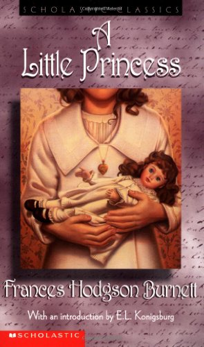 Book cover for A Little Princess