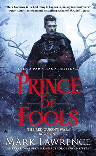 Prince of Fools (Red Queen's War Vol 1) book cover