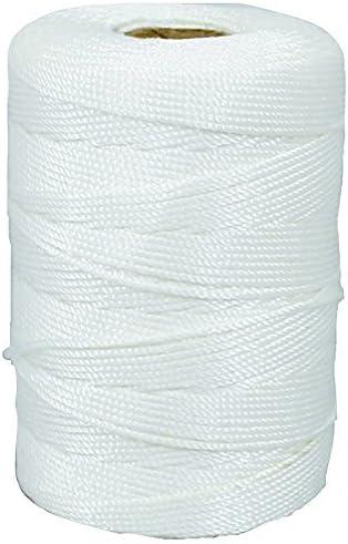 7//16 in Dia X 100 Ft L Crawford-Lehigh N14100 Lehigh Solid Braided Rope 7//16-Inch-by-100-Foot 300 Lb