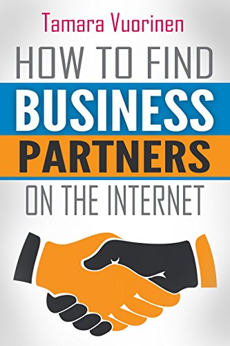 How to find business partners on the internet