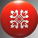 Daredevil Canada 175g Ultimate Disc (Multi Leaf Red)