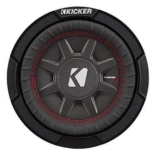 KICKER 43CWRT672 6,5 inch woofer CompRT672 zwart