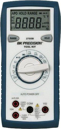 (B&K Precision 2705B Auto Ranging Tool Kit Digital Multimeter)