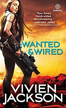 Wanted and Wired (Tether Book 1) by [Jackson, Vivien]