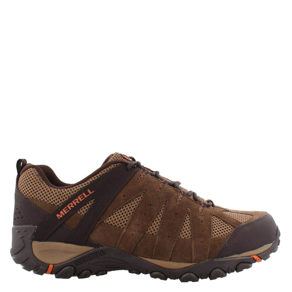 Merrell Men's, Accentor 2 Ventilator Wide Hiking Shoes Earth 12 W
