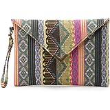 Generic Vintage Bag , Envelope Clutch Handbag Purse Tote Ladies Bag