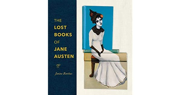 Amazon.com: The Lost Books of Jane Austen (9781421431598 ...