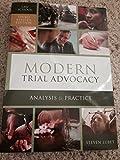 MODERN TRIAL ADVOCACY-LAW SCHO, Steven Lubet, 1601563329