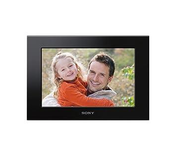 """Sony DPFC1000B - Marco digital de 10.1"""" (USB, lector de tarjetas, 1024x600"""