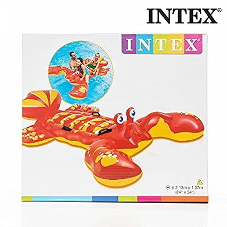 Langosta Hinchable Intex: Amazon.es: Deportes y aire libre