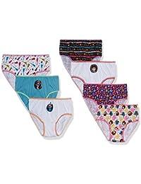 Girls' Coco 7-Pack Underwear Panties