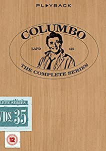 Columbo - Complete Series - 35-DVD Box Set [ NON-USA FORMAT, PAL, Reg.2.4 Import - United Kingdom ]