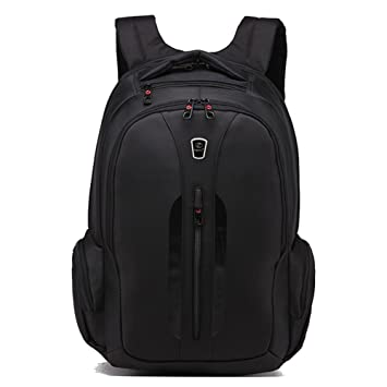 Amazon.com: Slotra Water Resistant Laptop Backpack Anti-theft ...