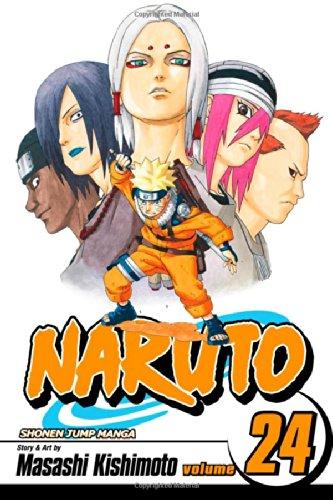 Naruto, Vol. 24: Unorthodox (Shonen Naruto Jump)