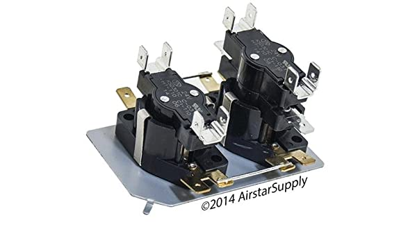 Arcoaire /• Aftermarket Replacement 15 KW Heat Sequencer Relay