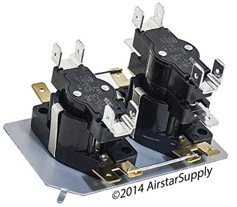 621678 Nordyne Aftermarket Replacement 15 KW Heat Sequencer Relay