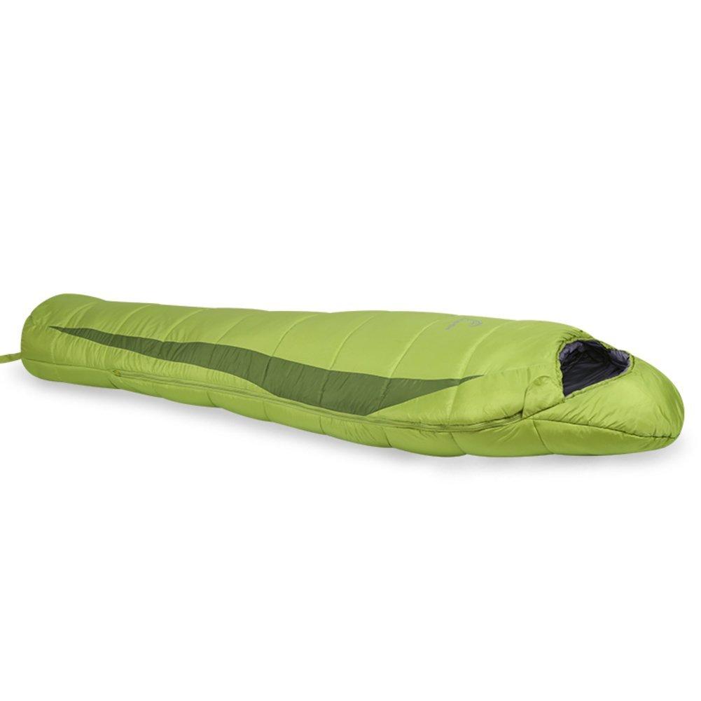 Doppel Outdoor-Camping-Schlafsäcke können gespleißt werden/Winter-unten Mumie Stil Schlafsack