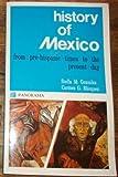History of Mexico, Stella M. & Blazquez, Carmen G. Gonzalez, 9683800009