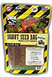 buy 22,000+ Non GMO Heirloom Vegetable Seeds, Survival Garden, 34 Variety Pack, Grow 13,000 lbs of Food, Bugout Seed Bag - Emergency Seed Vault by Sustainable Seed now, new 2018-2017 bestseller, review and Photo, best price $21.99