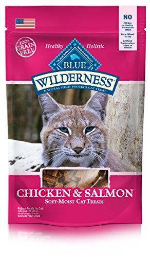 Blue Buffalo Wilderness Chicken & Salmon Grain Free Cat Trea