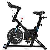 ncient Indoor Cycling Bike Trainer Spin Bike Professional Stationary Bike Cycle Exercise Bike for Home Cardio Gym Workout