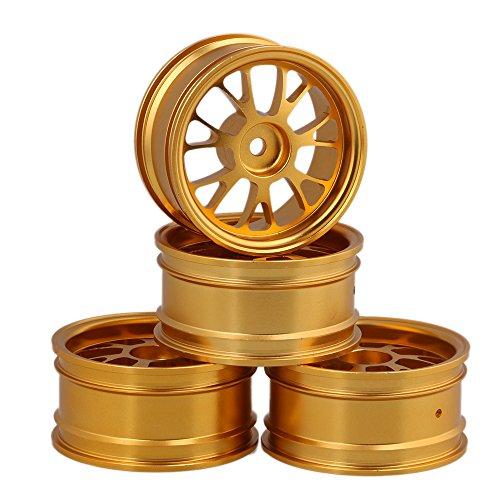 Rc Alloy Wheels - 8