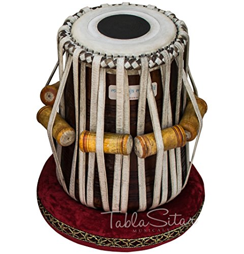 Used, Maharaja Musicals Dayan Tabla, Sheesham Wood, Concert for sale  Delivered anywhere in USA