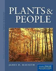 Plants & People W/Access (Jones & Bartlett Learning Topics in Biology Series)
