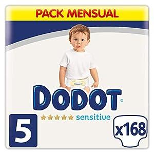 Pañales Dodot Talla 5 Sensitive