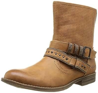 Mustang 1157-505 - Zapatos para mujer, color cognac 307, talla 42