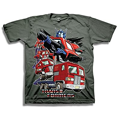 Transformers Charcoal Juvy Tee