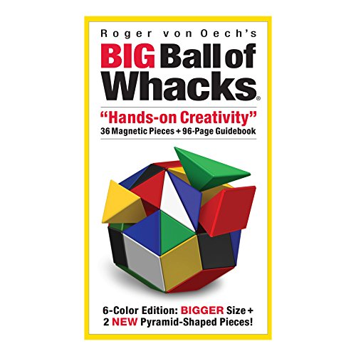 Whack A Pack (Creative Whack Company Roger von Oech's Big Ball of Whacks,)