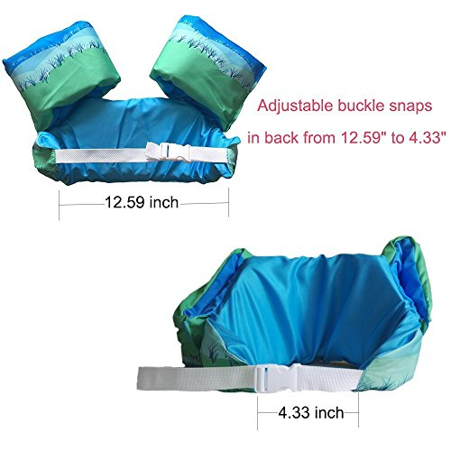 Raleighsee Puddle Jumper Infant Life Baby Jacket Swim Aid