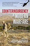 Book cover for Counterinsurgency in Modern Warfare PB