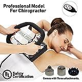 Daiwa Felicity Chiropractic Massager Professional Heavy...