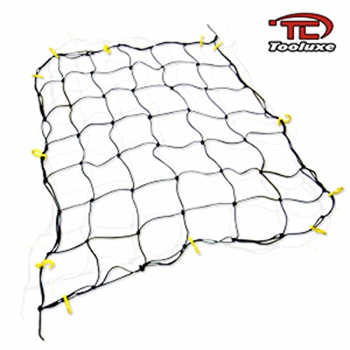 Nylon Bungee Pickup Truck Netting