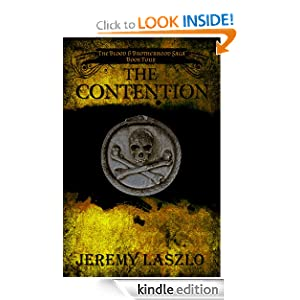 The Contention (Blood and Brotherhood Saga Book Four)