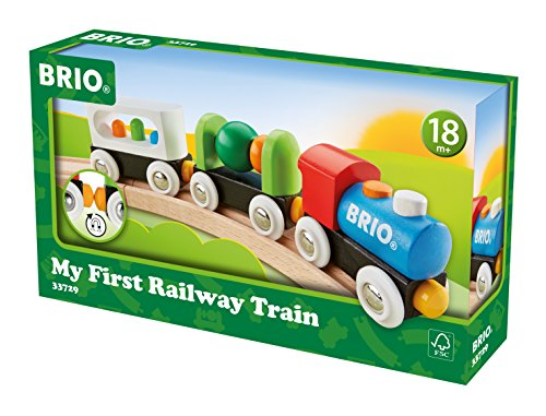 Brio My First Railway Train Set