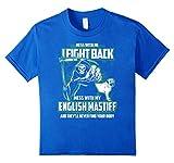 Dog Breed English Mastiff Funny T-shirts for Dog lovers
