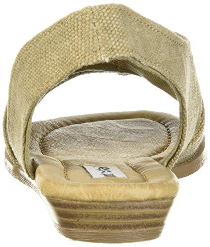 Not Rated Women's Shantelle Wedge Sandal Sand OhEZoBtd6v