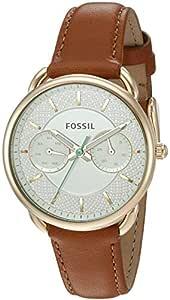 Fossil ES4006 Dress Watch For Men-Camel
