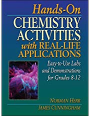 Hands-On Chemistry Activities with Real-Life Applications: Easy-to-Use Labs and Demonstrations for Grades 8-12: 15