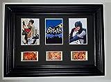 BATMAN Original TV series Framed Trio 3 Film Cell Display Movie Memorabilia