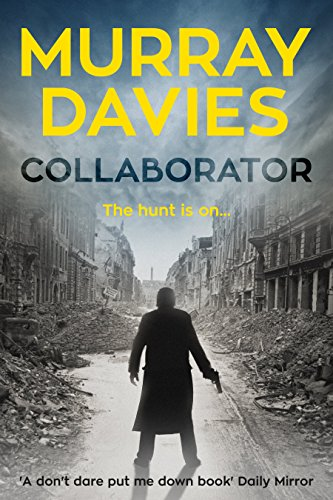 Collaborator Kindle Edition By Murray Davies Mystery Thriller