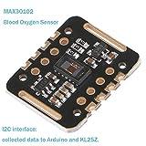 MakerFocus Heart-Rate Sensor Module, MAX30102 Blood