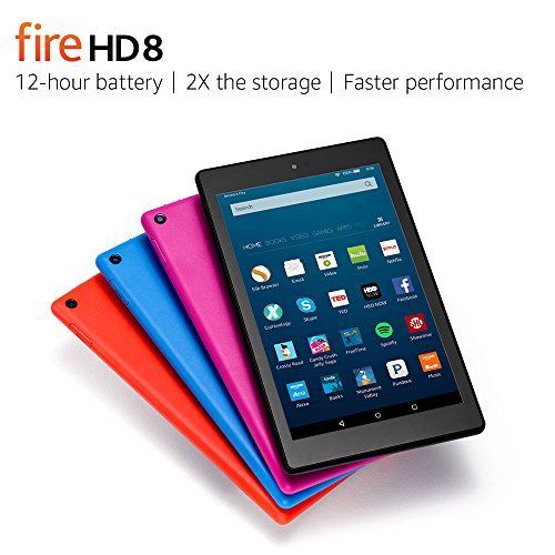 All New Amazon Fire HD 8 Tablet With Alexa product image