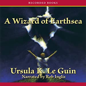 A Wizard of Earthsea Audiobook