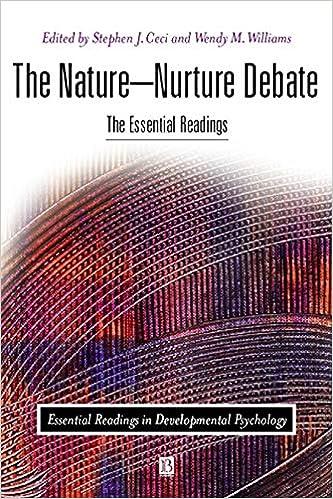 the nature nurture controversy